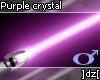 ]dz[ DB Purple Crystal