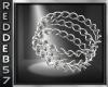 Silver Left Bracelet