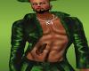 Funky Leprechaun jacket