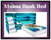 Moana Bunk Bed