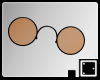 ` Orange Glasses