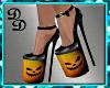 Pumpkin Heels