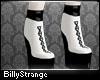 [B]White Boots