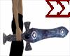 Etched Battle Sword
