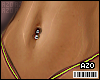 Belly Piercing Silver