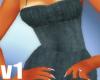 *~T~*Jean Dress V1