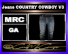 Jeans COUNTRY COWBOY V3