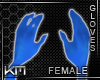 +KM+ Gloves Blue 3