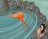 (H) Natural Spring Pool