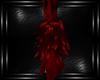 red felina arm fur