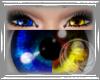 夜 Elianora 2 Tone Eyes