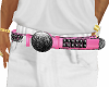 *SCP* Pink Belt