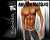 MRW|Anyskin Mussle Top