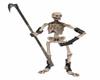 Animated Skeleton Pet