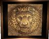 Brass Lion's head Pic