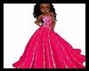kids Pink Passion Gown