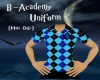 B-Academy Uniform(Males)