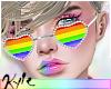 Studded Pride Glasses