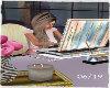 Fashion animated laptop