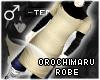 !T Orochimaru robe