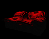 Red Neon Chill Chair