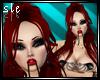 [SLE] Harlin Dark Red