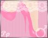 pink sexy heels.Pp.