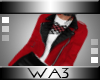 WA3 Fall Jacket-Red