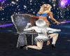 K's Garter Pose Chair
