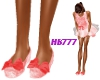 HB777 Daughter Shoes Pnk