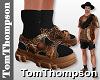 ♕ Foxtrot Sandals