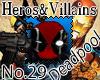 [Korp]Heros&VillainsNo29