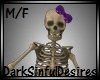 {D} Skel Doll - Purple