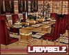 LB19-Fractal Dining Tbl
