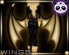 Black Gold Wings*1 Ⓛ