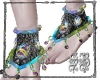 SB Beaded anklets