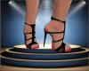UHD Black Heels