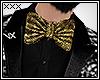 [X] Gold Bowtie - ANIM