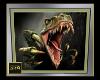 Art T-Rex Mad