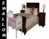 !S Hosp Bed Set