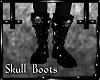 Skull Boots {M}