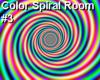 Color Spiral Room #3