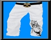 ~R~White Tiger Jeanz
