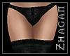 [Z] Rey-Hotpants teal