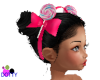 pink lollipop headband