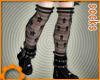 Star Plastic Socks