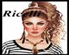 Hair Blond Ricelli 2020