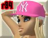 [r84] Pink NY Cap3 Blond