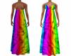 Psychedelic Swirls Dress