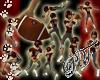 (PF)SH Football W/ Poses